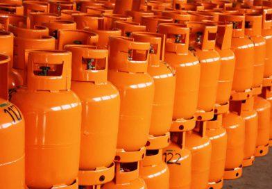 LPG cylinder storage safety measure